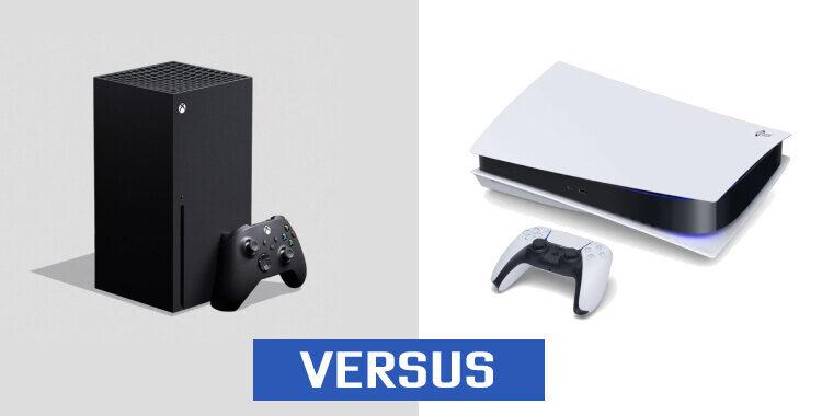 Playstation versus Xbox