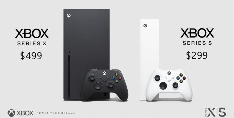 prijzen xbox series x en Playstation 5