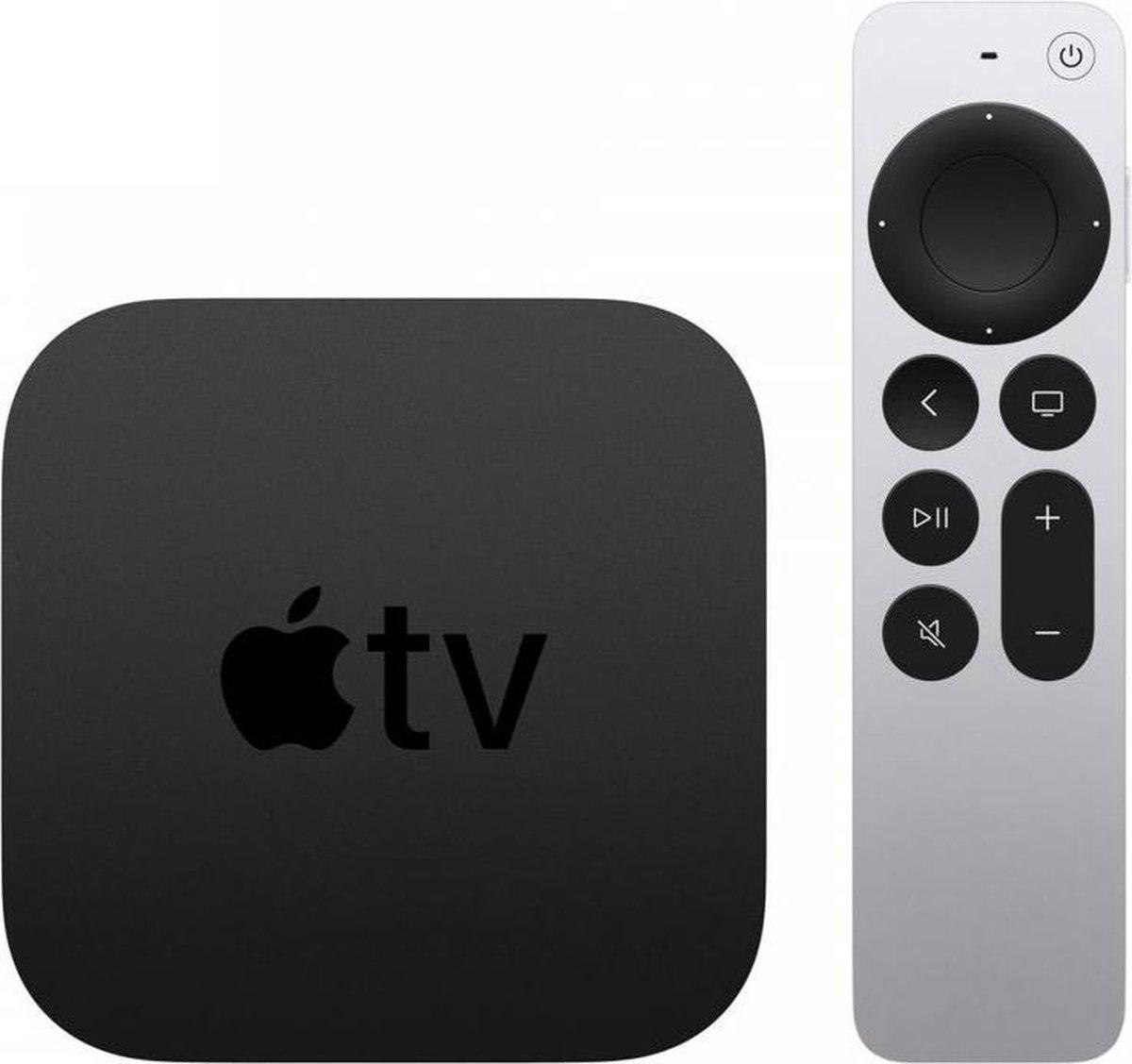 Apple TV (2021) - 4K - 64GB