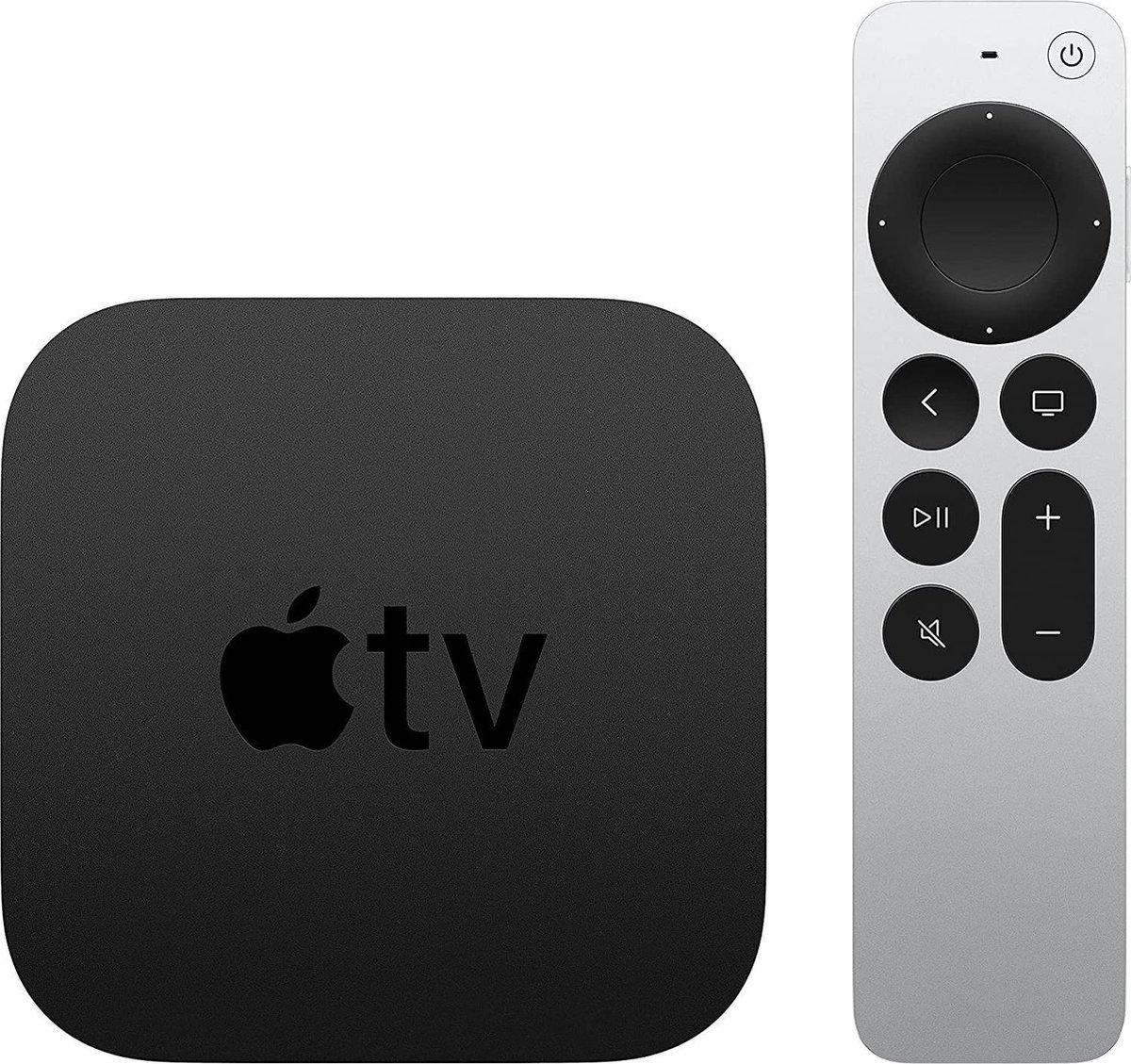 Apple TV (2021) - FULL HD - 2e generatie - 32GB