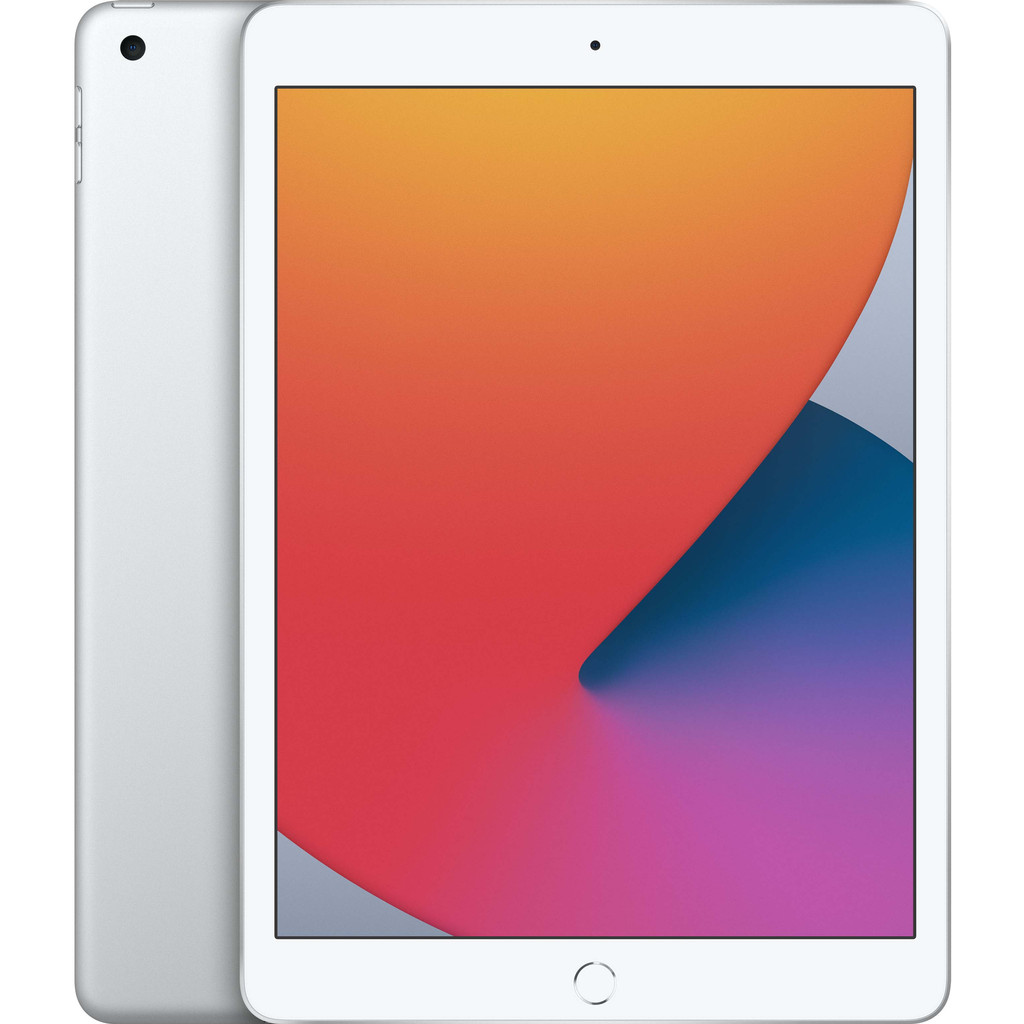 Apple iPad (2020) 10.2 inch 32 GB Wifi Zilver