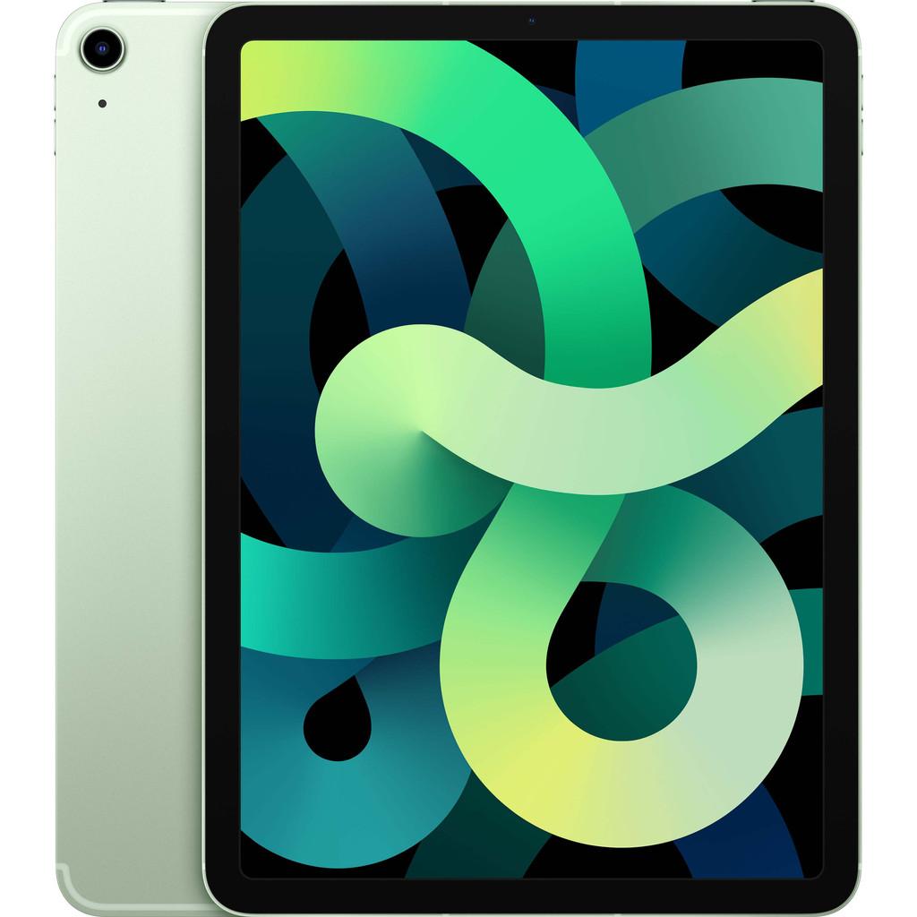Apple iPad Air (2020) 10.9 inch 256 GB Wifi + 4G Groen