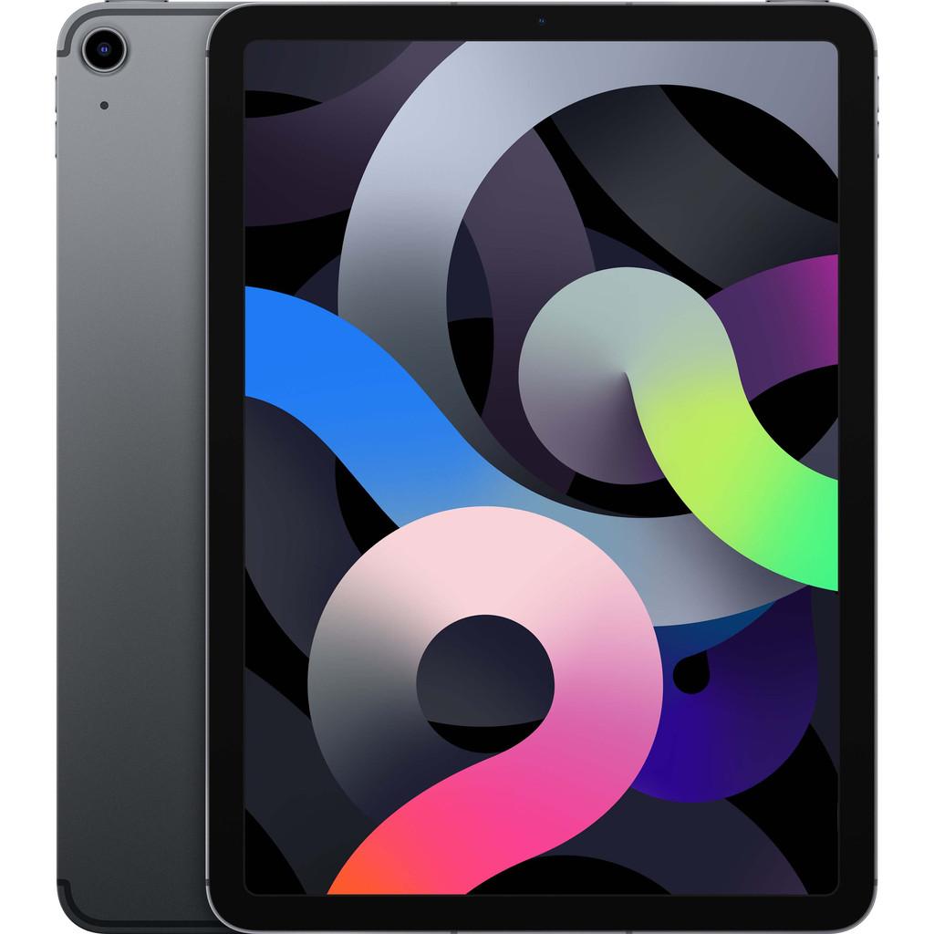 Apple iPad Air (2020) 10.9 inch 256 GB Wifi + 4G Space Gray