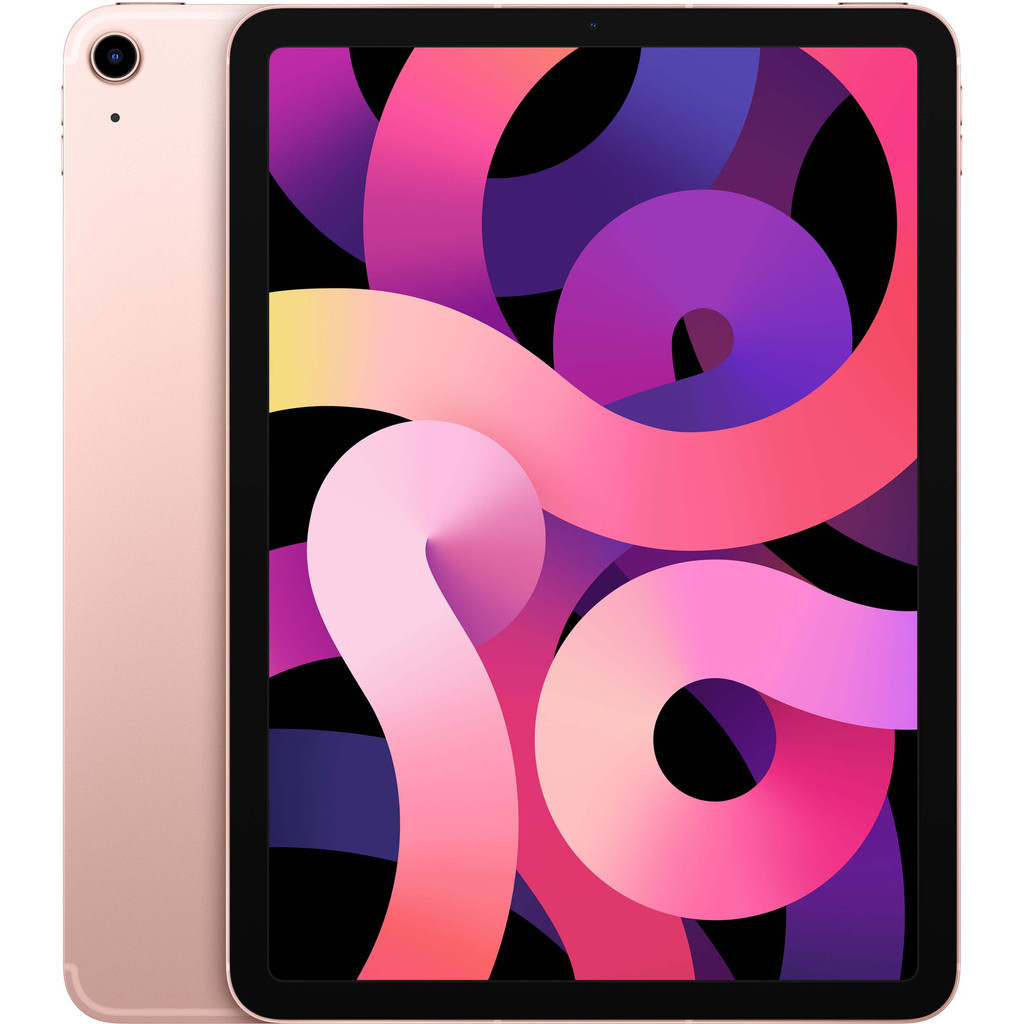 Apple iPad Air (2020) 10.9 inch 64 GB Wifi + 4G Roségoud