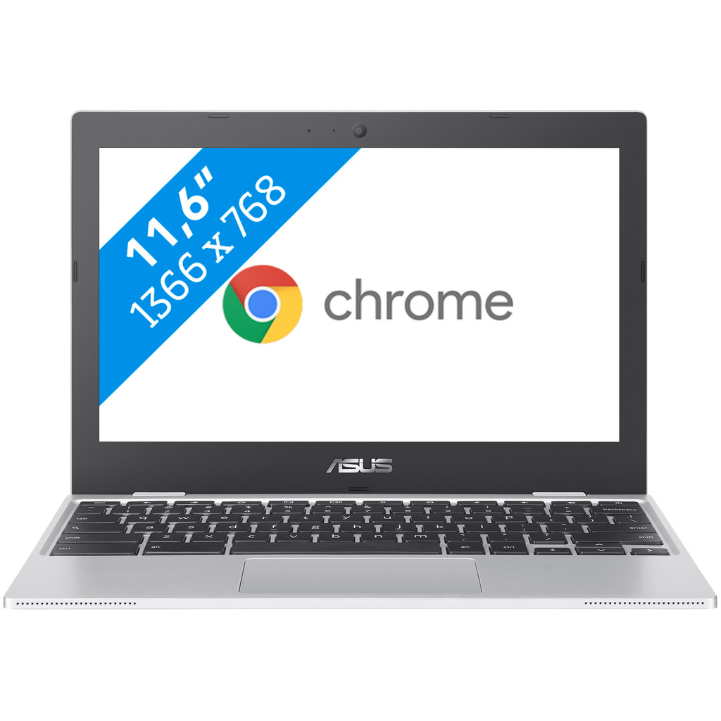 Asus Chromebook CX1100CNA-GJ0032 BE Azerty