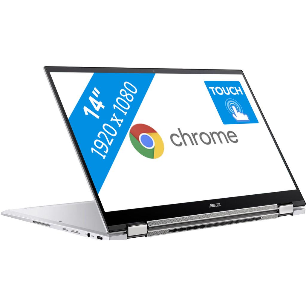 Asus Chromebook Flip C436FA-E10123 BE Azerty