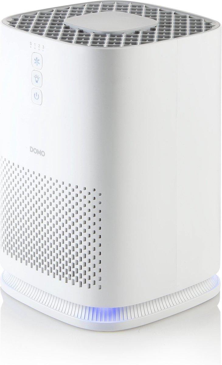 Domo DO264AP - Luchtreiniger - HEPA filter - Wit