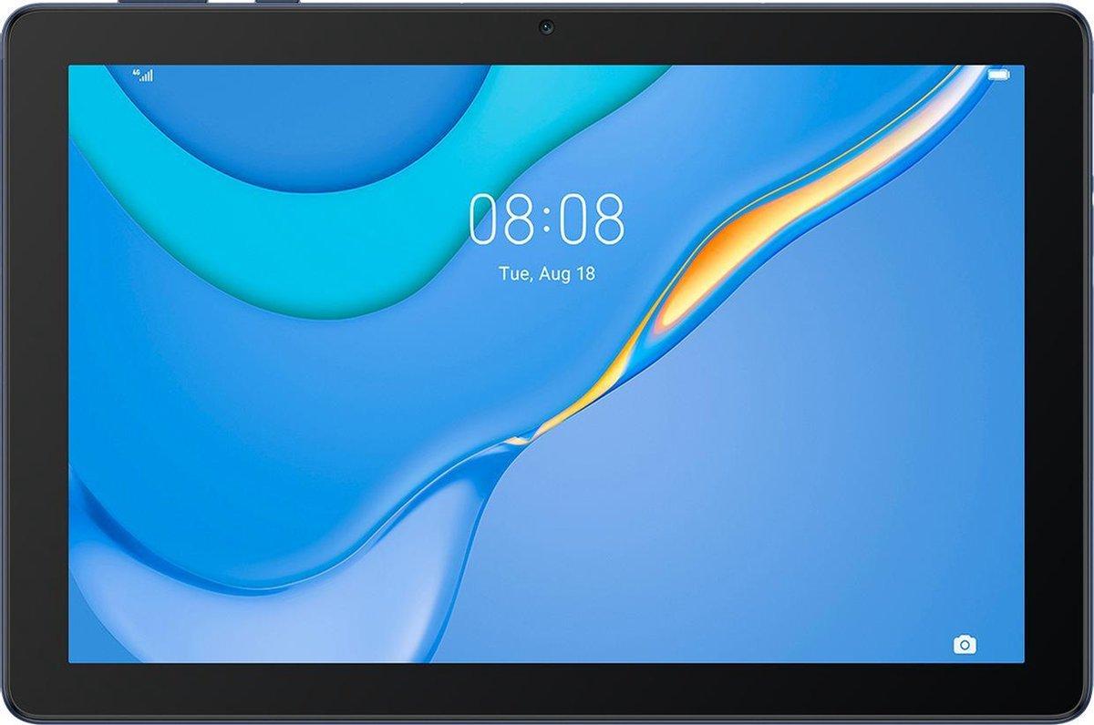 """Huawei MatePad T 10 16 GB 24,6 cm (9.7"""") Hisilicon Kirin 2 GB Wi-Fi 5 (802.11ac) EMUI 10.1 Blauw"""