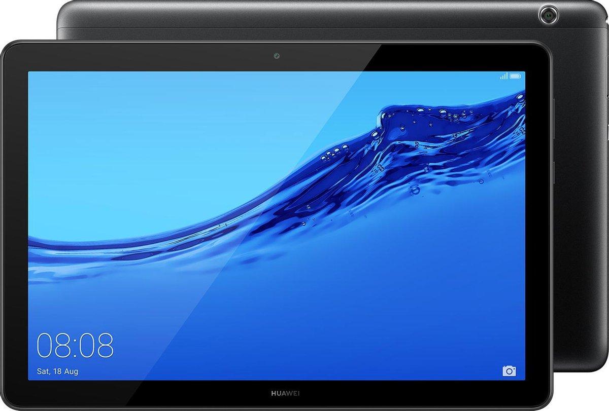 Huawei Mediapad T5 - 10.1 inch - WiFi + 4G - 16GB - Zwart