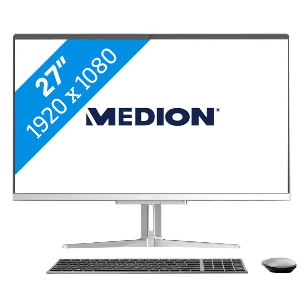 Medion Akoya E27401-i7-1024-F16 All-in-one Azerty