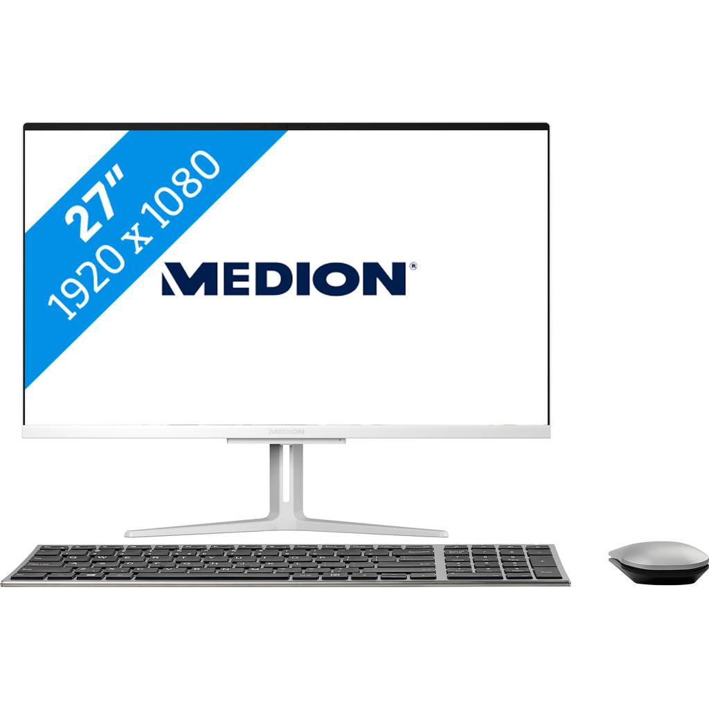 Medion E27401-I3-512F8 All-in-one Azerty