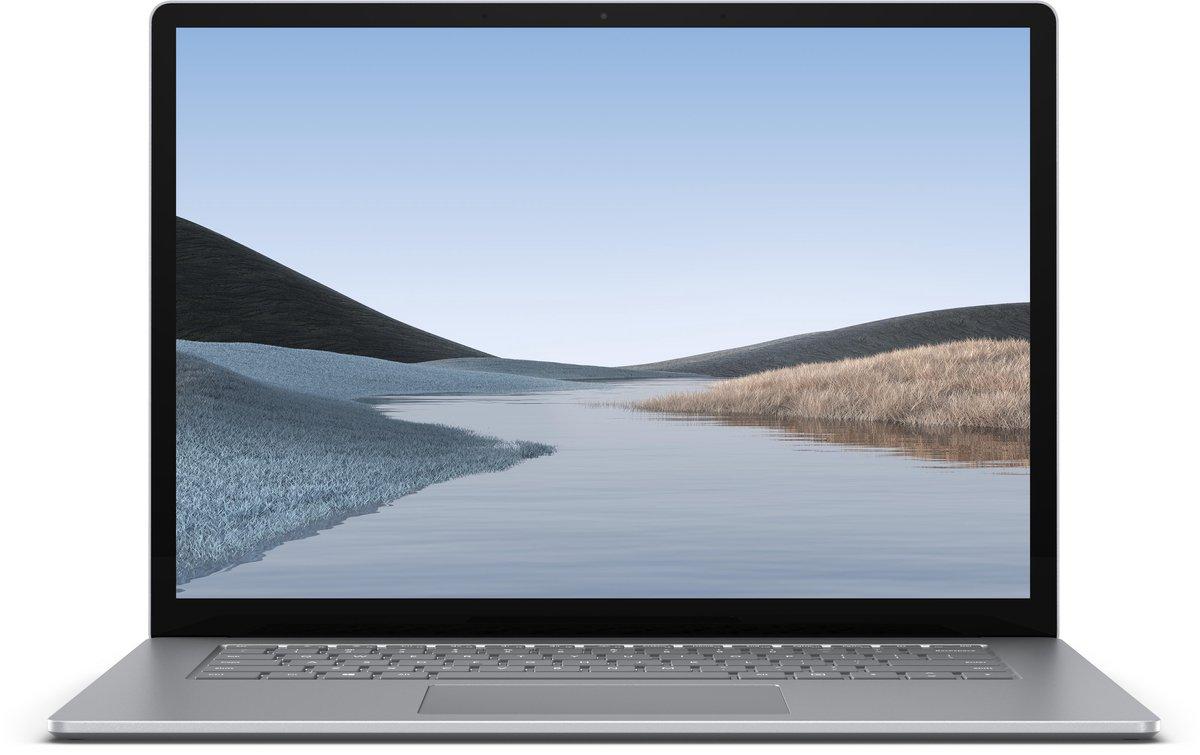 Microsoft Surface Laptop 3 (2019) - AMD Ryzen 5 - 256 GB - 15 inch - Azerty