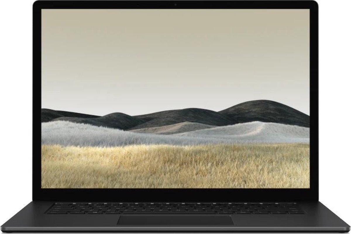 "Microsoft Surface Laptop 3 Notebook Zwart 38,1 cm (15"") 2496 x 1664 Pixels Touchscreen Intel® 10de generatie Core™ i7 16 GB LPDDR4x-SDRAM 512 GB SSD Wi-Fi 6 (802.11ax) Windows 10 Pro"