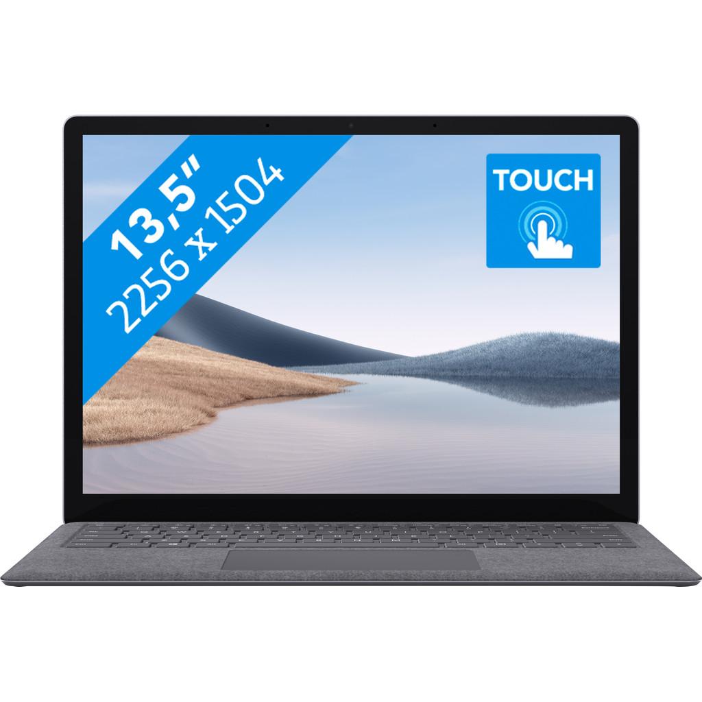 "Microsoft Surface Laptop 4 13.5"" - i7 - 16GB - 512GB - Platinum - Azerty"