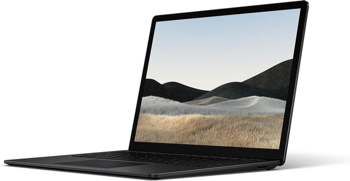 "Microsoft Surface Laptop 4 LPDDR4x-SDRAM Notebook 34,3 cm (13.5"") 2256 x 1504 Pixels Touchscreen Intel® 11de generatie Core™ i5 16 GB 512 GB SSD Wi-Fi 6 (802.11ax) Windows 10 Pro Zwart"