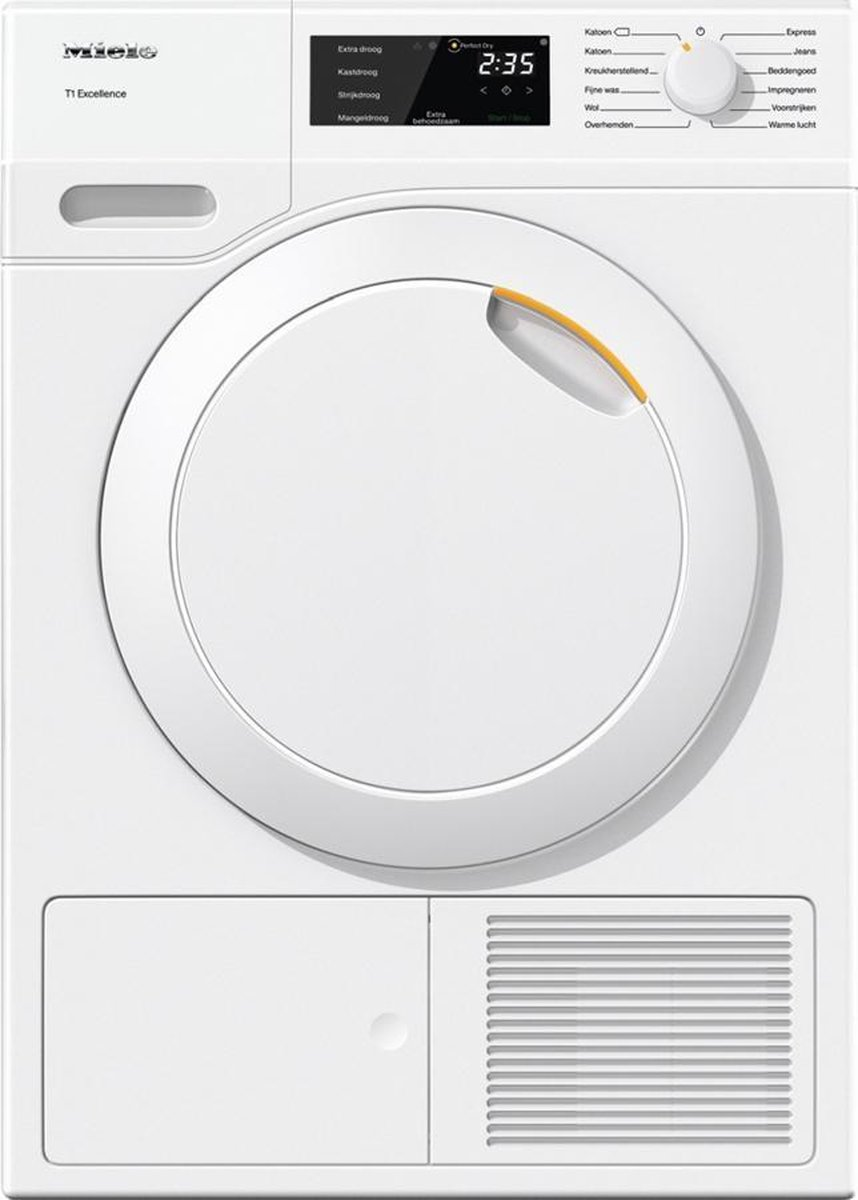Miele TEB 155 WP T1 Excellence ChromeEdition warmtepompdroger