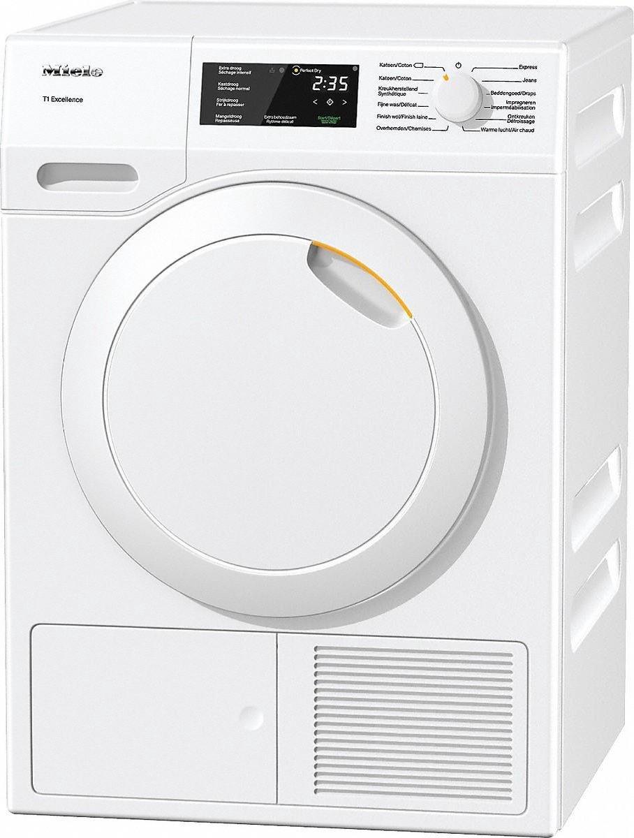 Miele TEB155WP - Warmtepompdroger - NL/FR