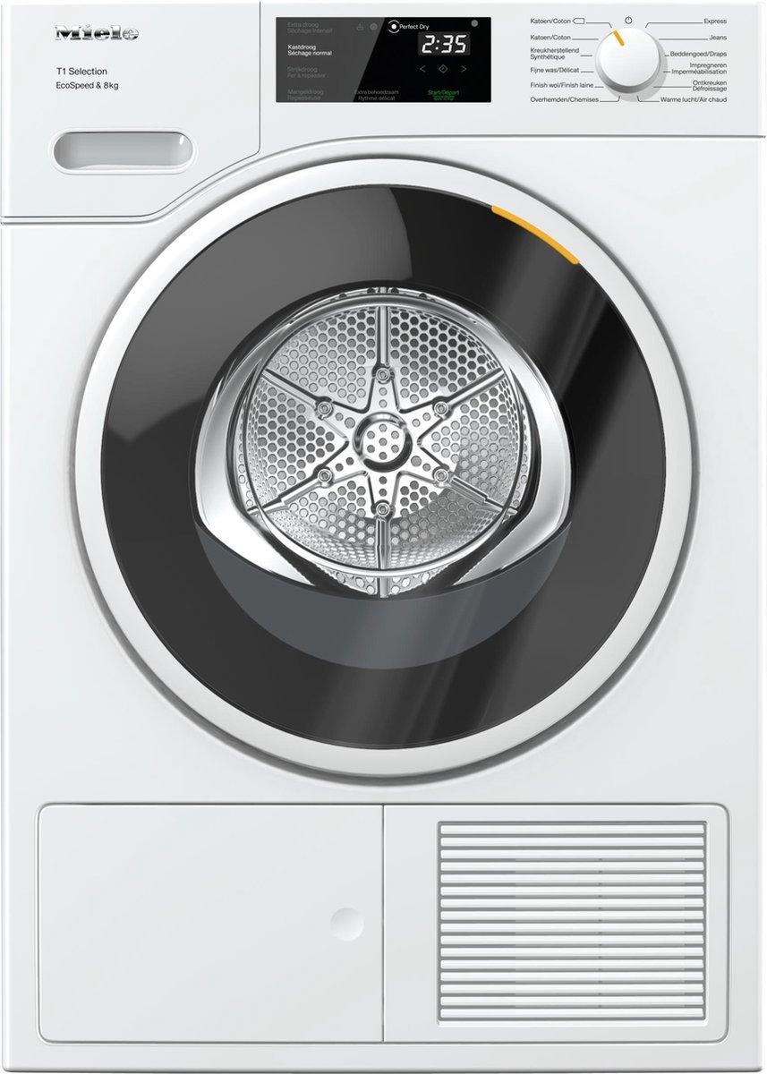 Miele TSF 643 WP - Warmtepompdroger - EcoSpeed - NL/FR