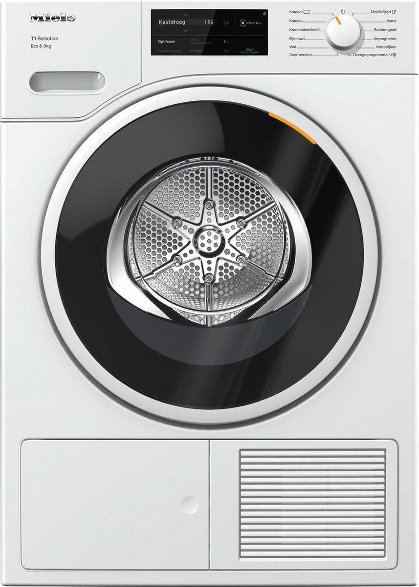 Miele TSJ 663 WP - Warmtepompdroger - WIFIConn@ct