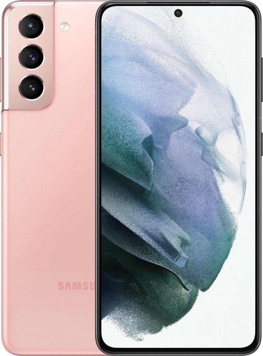 Samsung Galaxy S21 - 5G - 256GB - Phantom Pink