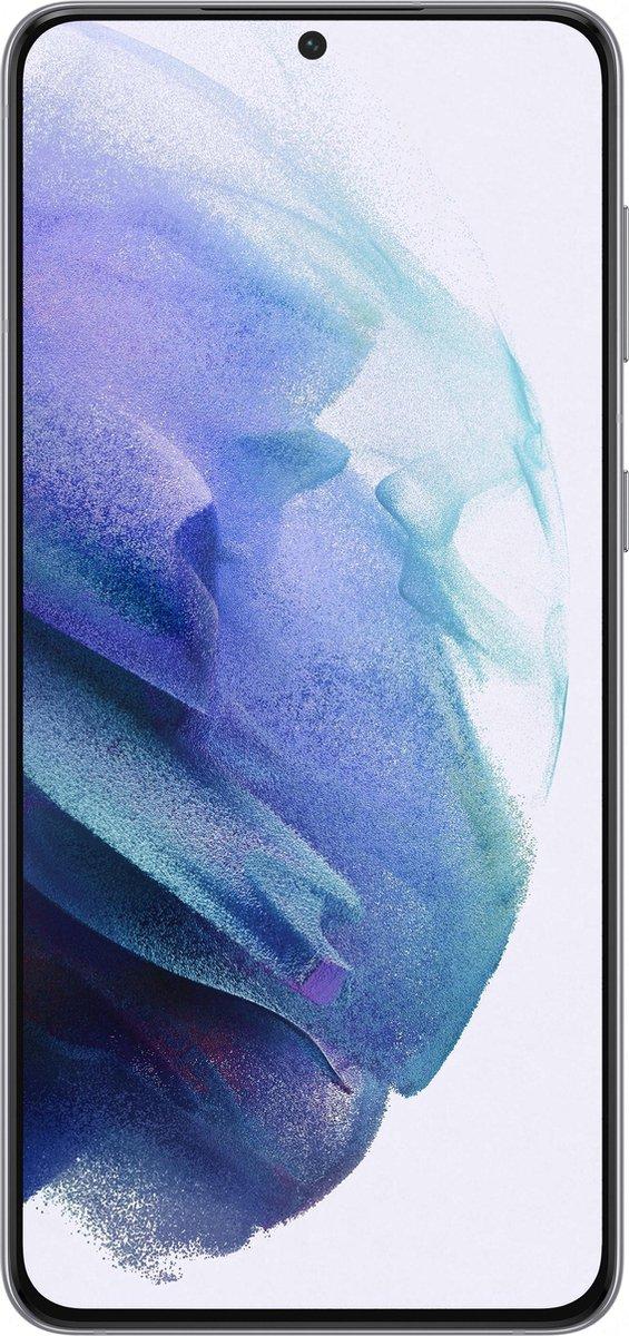 "Samsung Galaxy S21+ 5G SM-G996B 17 cm (6.7"") Dual SIM Android 11 USB Type-C 8 GB 128 GB 4800 mAh Zilver"