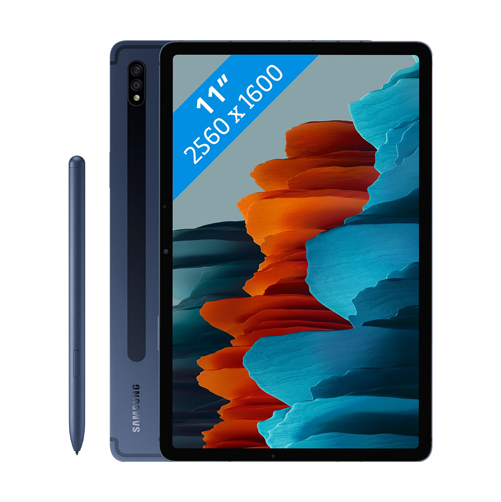 Samsung Galaxy Tab S7 128GB Wifi Blauw