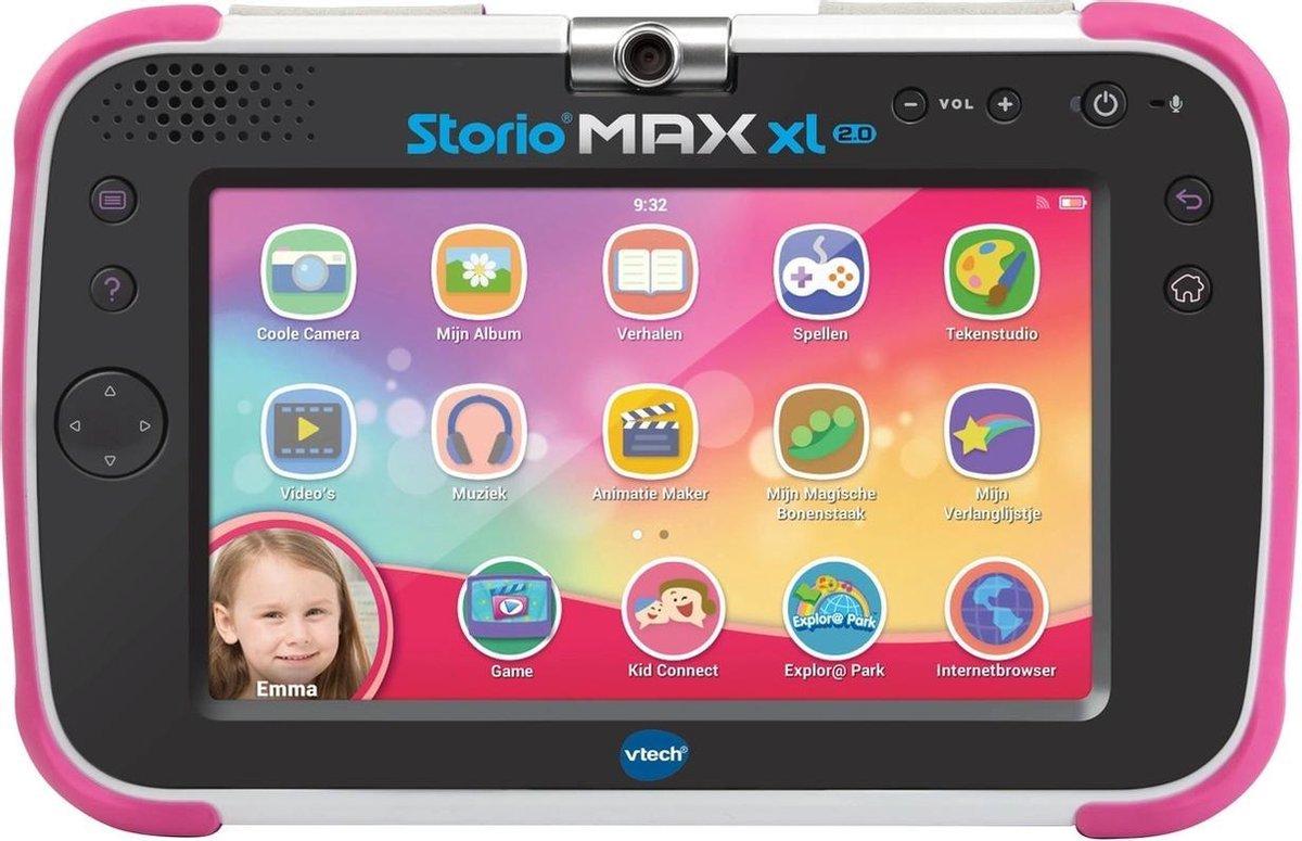 VTech Storio Max XL 2.0 - Tablet - Roze