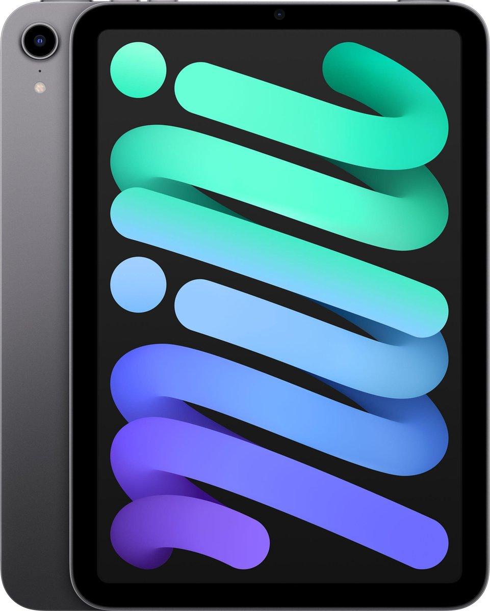 iPad mini (2021) - 8.3 inch - WiFi - 256GB - Spacegrijs