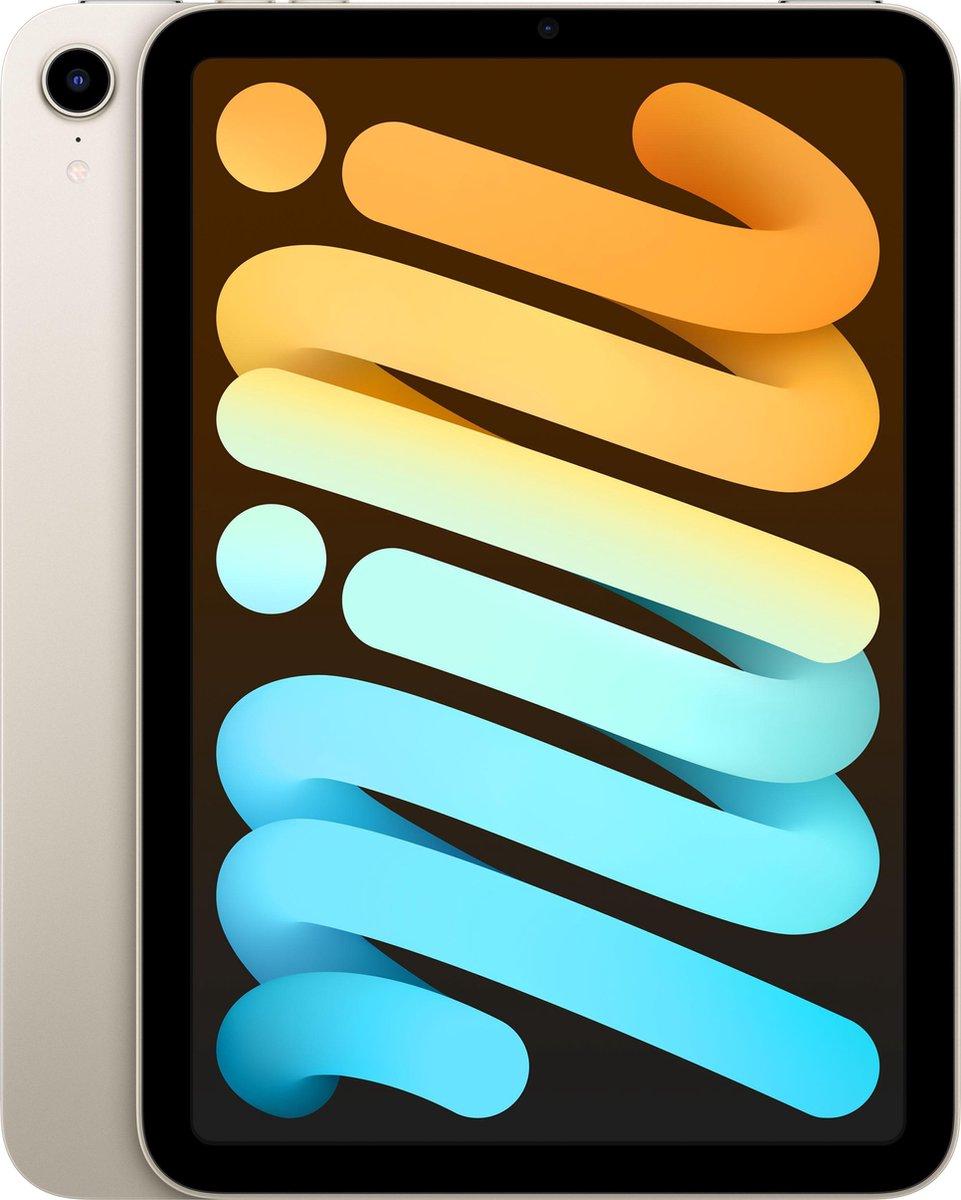 iPad mini (2021) - 8.3 inch - WiFi - 64GB - Sterrenlicht