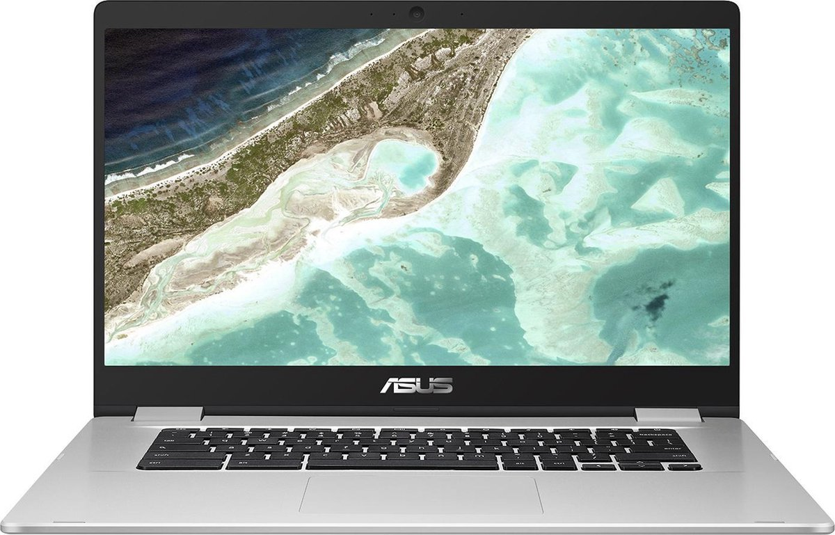ASUS Chromebook C523NA-A20462 - Chromebook - 15.6 inch - Touchscreen - AZERTY