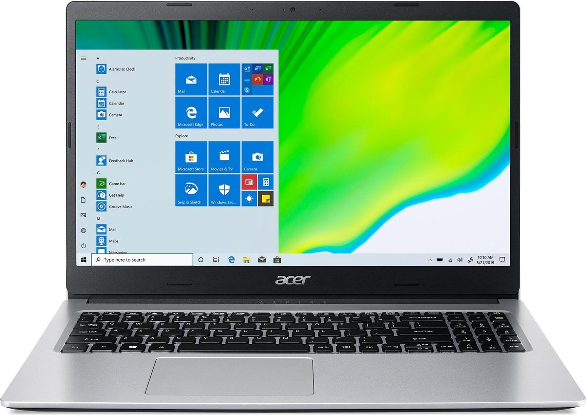 Acer Aspire 3 A315-23-R55C - Laptop - 15 inch