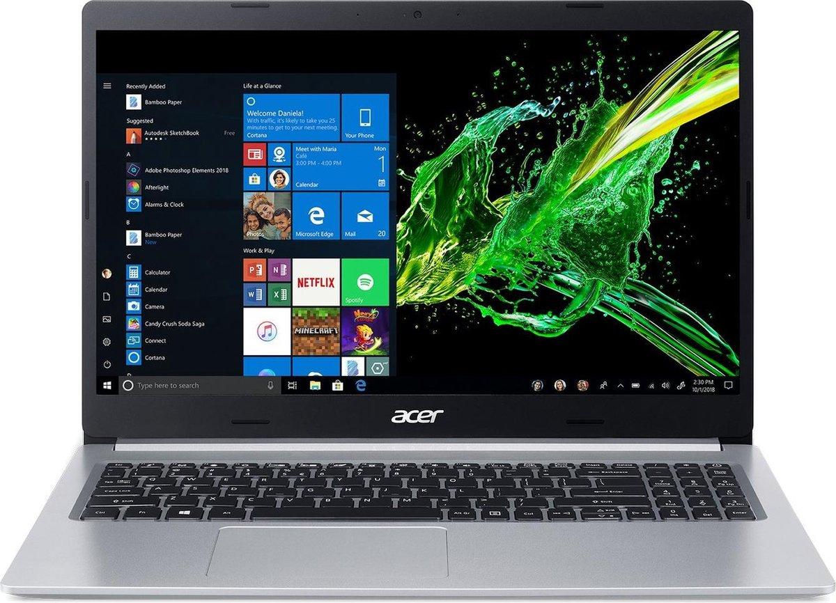 "Acer Aspire 5 A515-45G-R5A1, 15"" FHD, R5-5500U, 16GB, 512GB, RX640, W10"