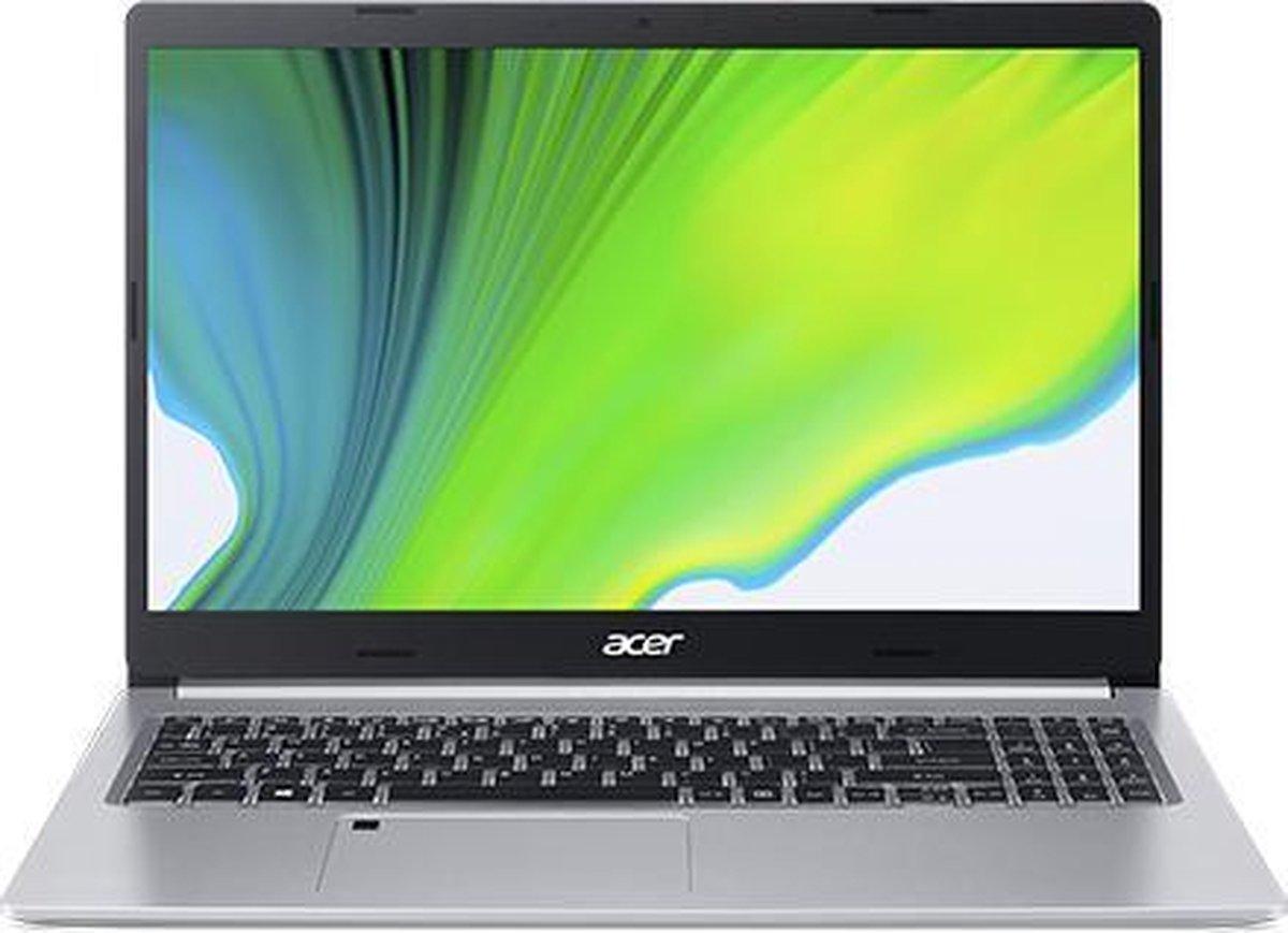 Acer laptop aspire 5 a514-54-59ec 14inch Full HD IPS, Intel Core i5-1135G7, 8GB, 512GB PCIe NVMe SSD, Intel Iris Xe, WiFi 6 AX, Windows 10 Home, Pure Silver