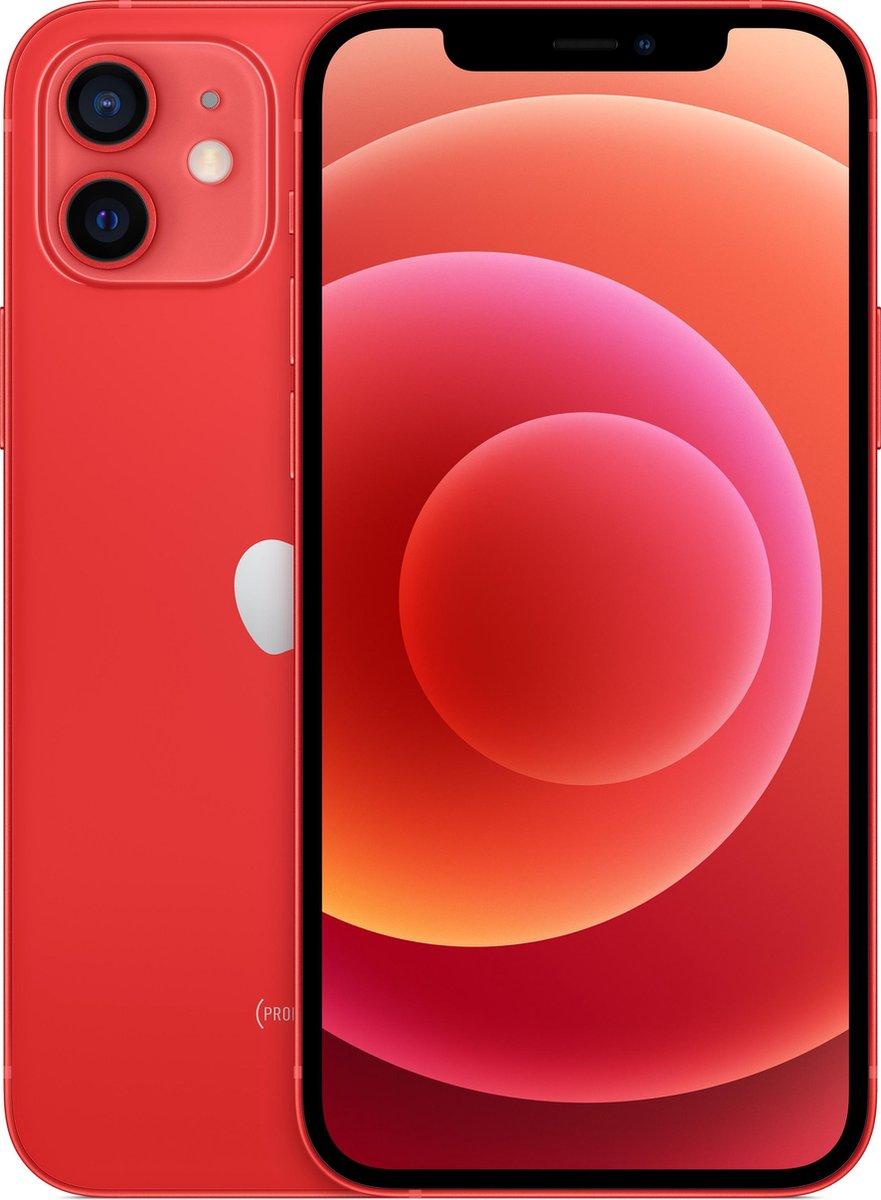 Apple iPhone 12 - 256GB - Rood