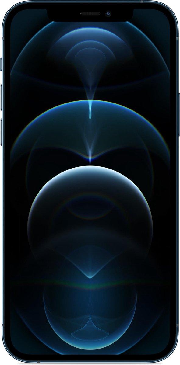 "Apple iPhone 12 Pro 15,5 cm (6.1"") Dual SIM iOS 14 5G 256 GB Blauw"
