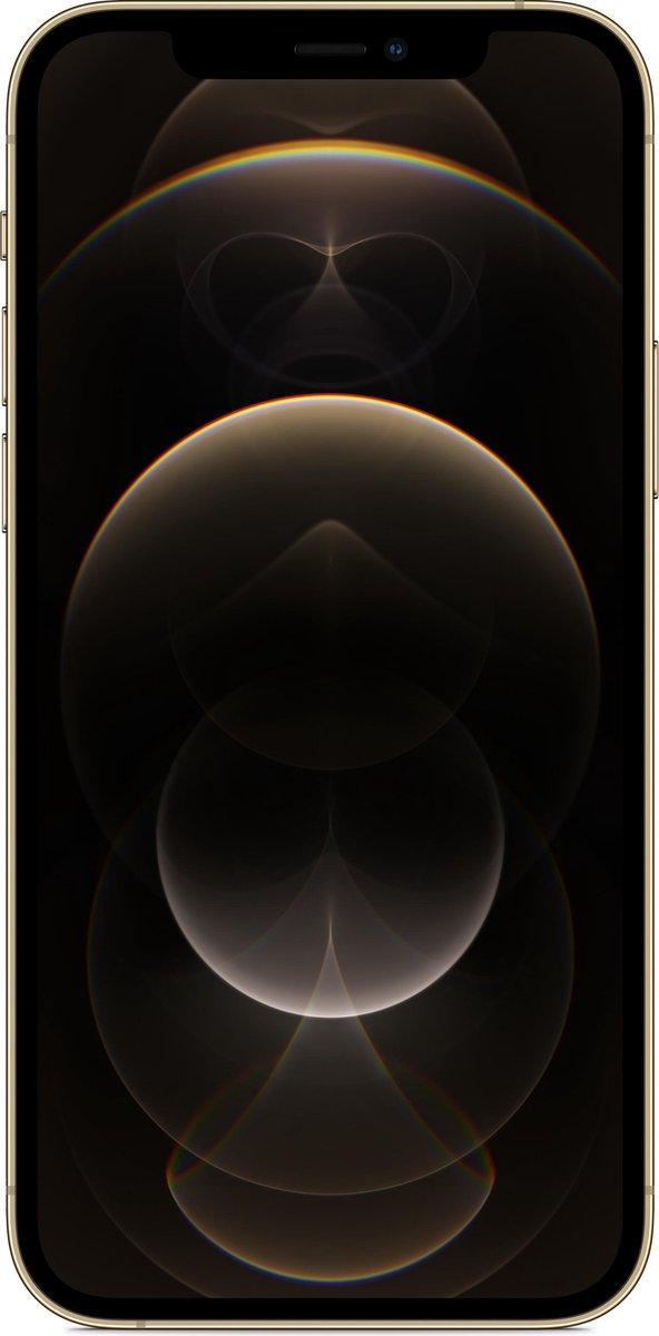 "Apple iPhone 12 Pro 15,5 cm (6.1"") Dual SIM iOS 14 5G 512 GB Goud"