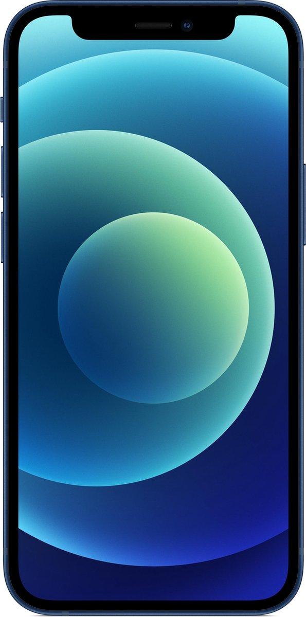 """Apple iPhone 12 mini 13,7 cm (5.4"""") Dual SIM iOS 14 5G 256 GB Blauw"""