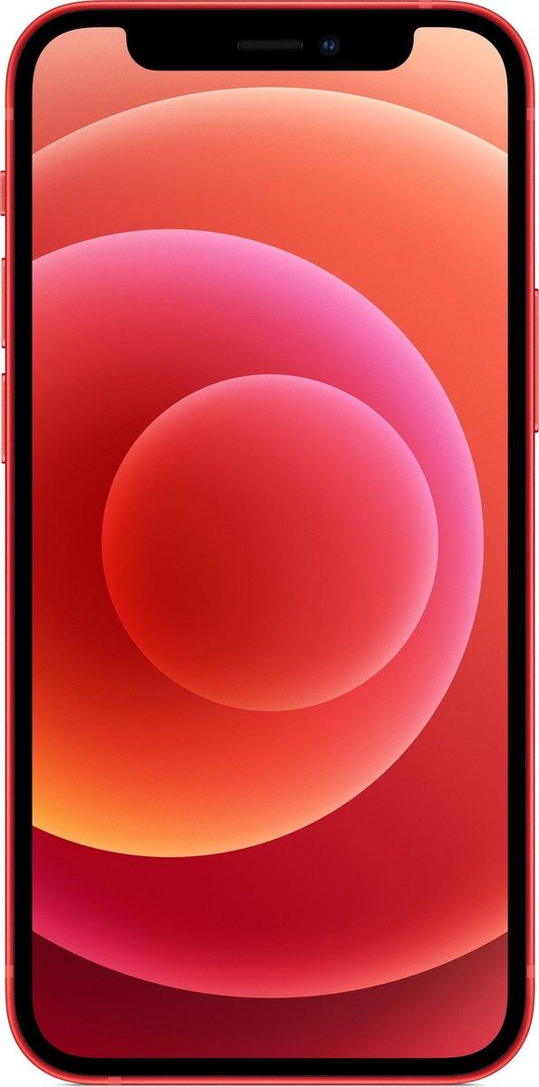 "Apple iPhone 12 mini 13,7 cm (5.4"") Dual SIM iOS 14 5G 256 GB Rood"
