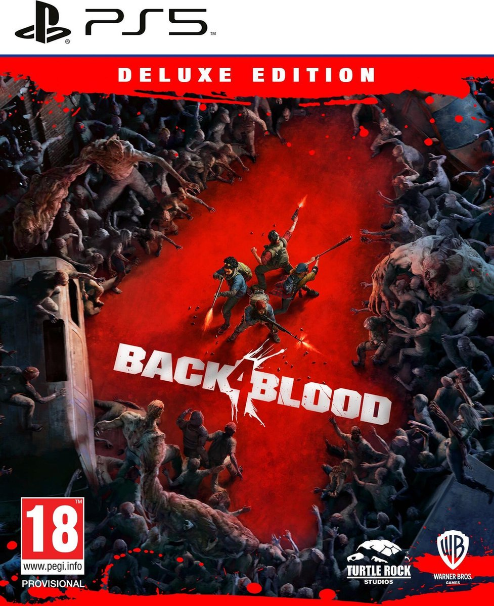 Back 4 Blood - Deluxe Edition - PS5