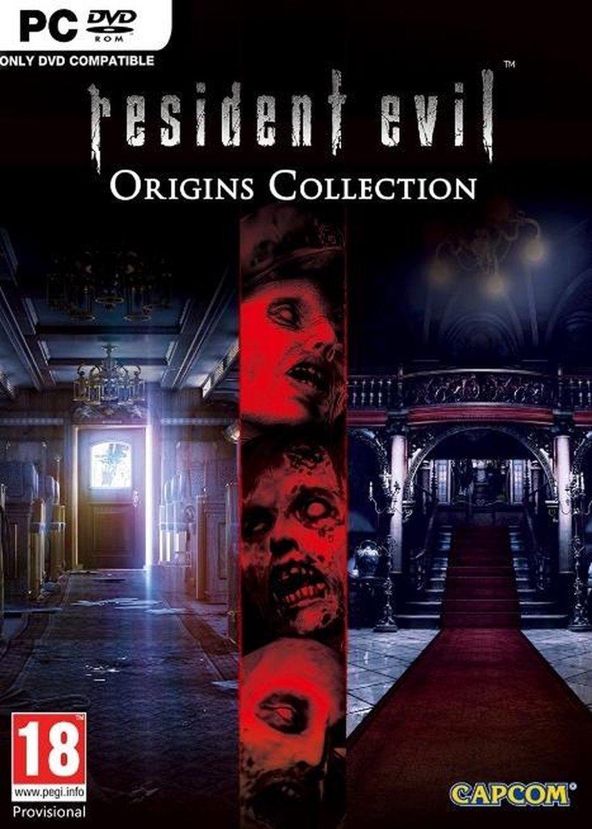 Capcom Resident Evil Origins Collection, PC