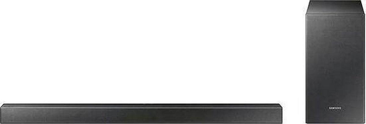 Draadloze soundbar Samsung HWT420 2.1 Bluetooth 150W Zwart