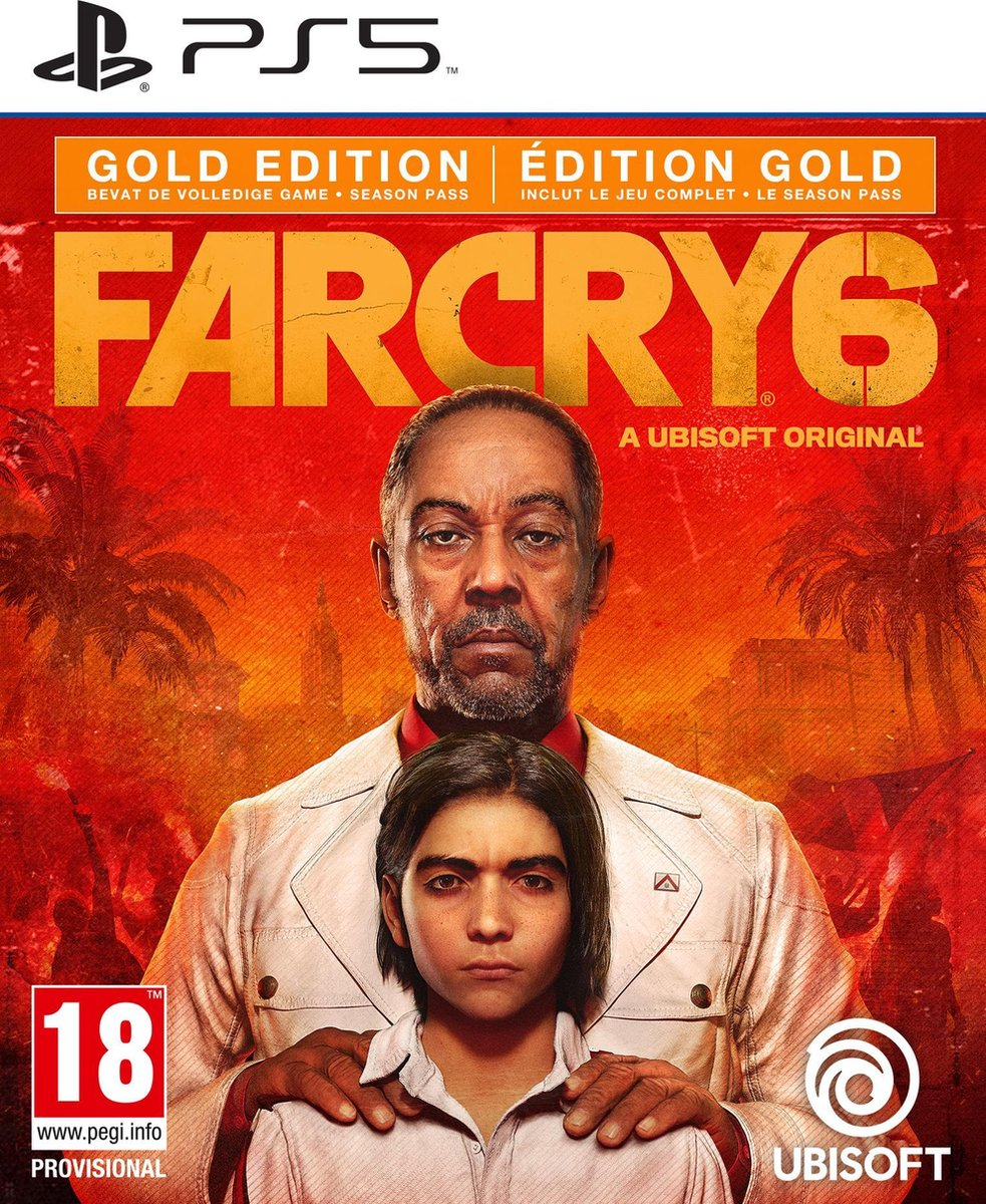 Far Cry 6 - Gold Edition - PS5
