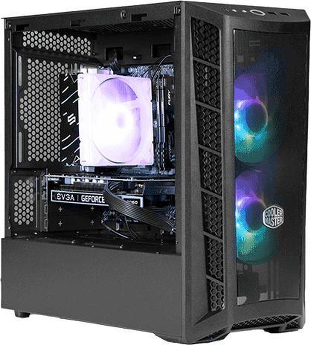 Game PC Redux Gamer Premium i140 - NVIDIA GeForce RTX 3070 - Intel Core i5 10600KF - GB RAM - SSD