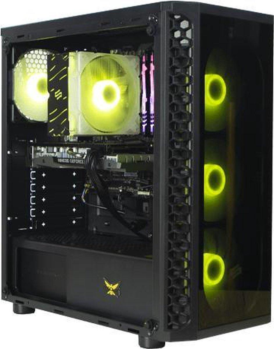 Game PC Redux Gamer i130 - NVIDIA GeForce RTX 3060 - Intel Core i5 10400F - GB RAM - SSD