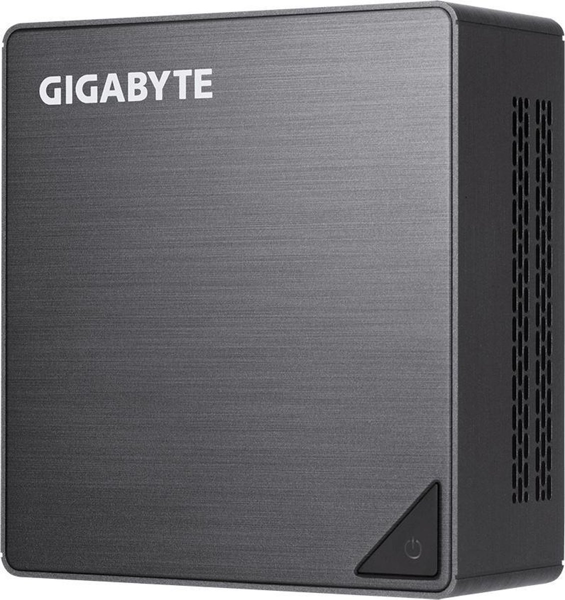 Gigabyte SO-DDR4 M-DP+M2+GLN+WIFI+USB3.1 IN Zwart BGA 1356 i3-8130U 2,2 GHz