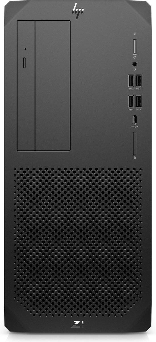 HP Z1 G6 Intel Core i7-10700 2x8GB 512GB NVMe RTX 2060 SUPER 8GB DVD-RW Keyboard USB Mouse W10P 3/3/3 Warranty