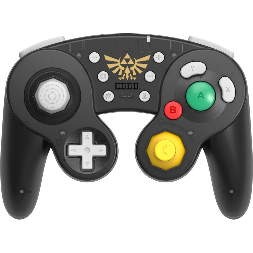Hori Wireless Smash Bros Controller Zelda voor Nintendo Switch