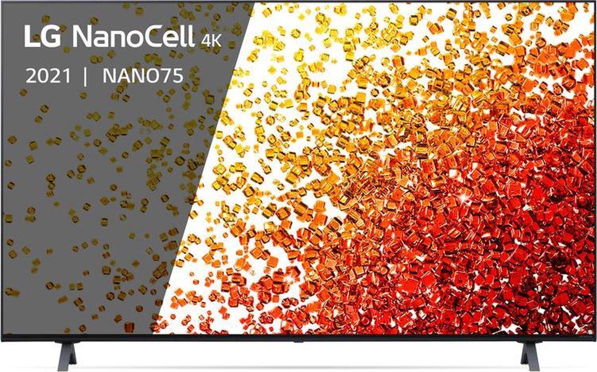 LG 50NANO756PR - 50 inch - 4K NanoCell - 2021