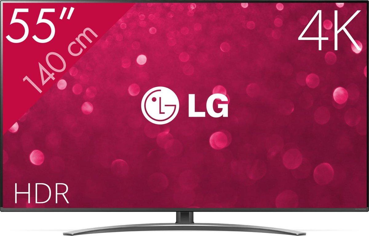 LG 55SM8200PLA - 4K TV