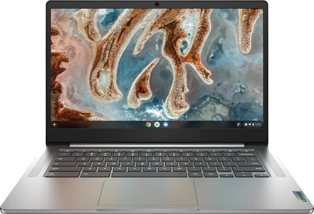 Lenovo IdeaPad 3 Chromebook 82KN000FMH - Chromebook - 14 inch